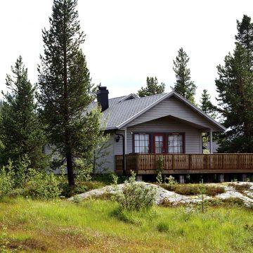 Drewniane domy zyskują na popularności