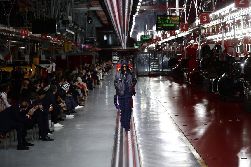Ferrari rozwija swoją markę modową