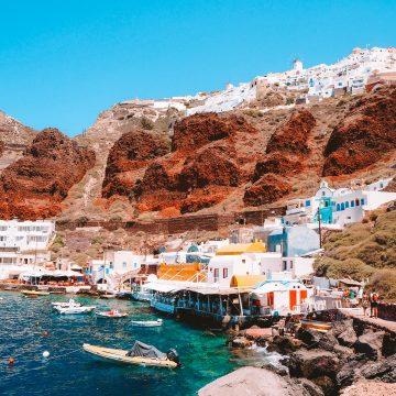 Wakacje w Grecji – TOP 5 najlepszych miejsc